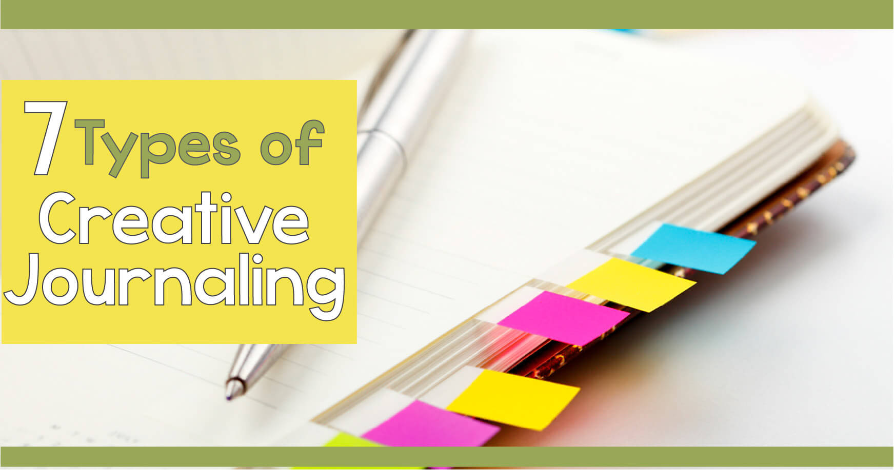 What are the different types of creative journaling? Which type of journaling is right for you? Learn more by reading this post.