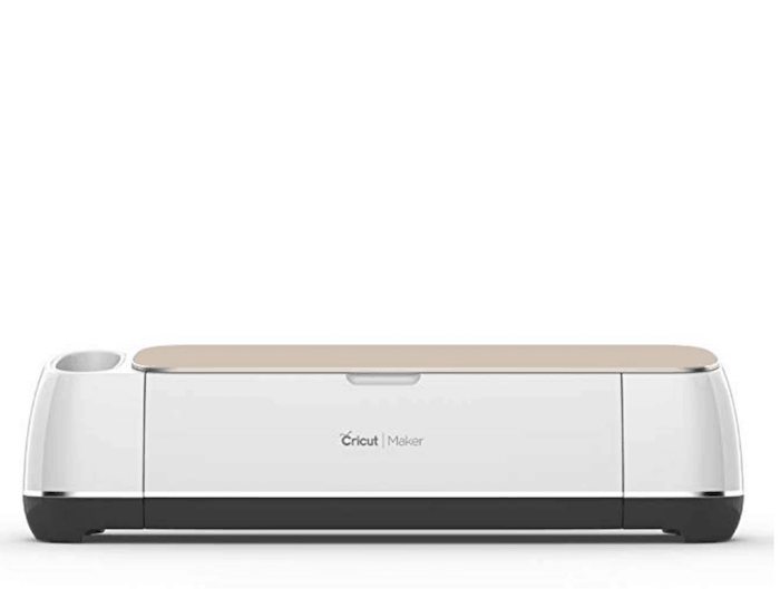 a cricut machine for crafters and makers