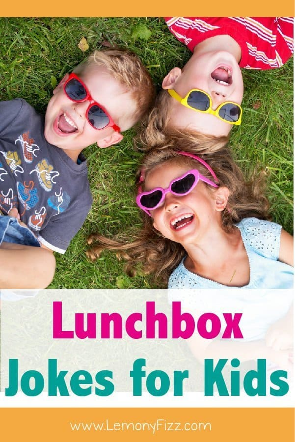 Get a month's worth of jokes for kids to put in lunch boxes, share over snack, or add to their daily routine for some giggles.