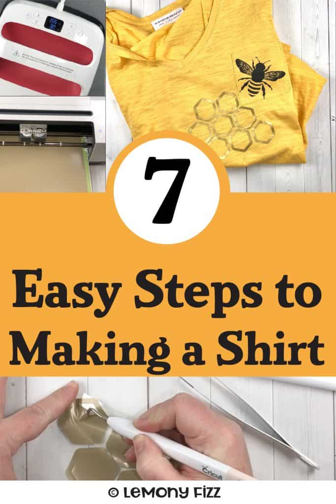 Learn How to Make a Shirt in 7 Easy Steps