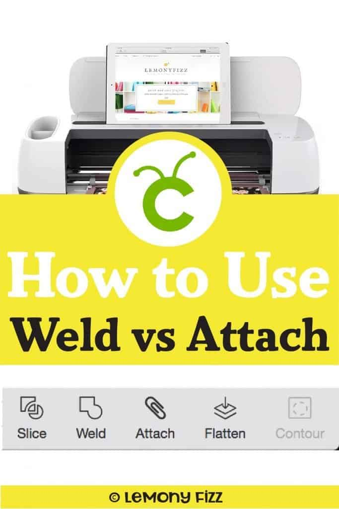 Cricut Weld vs Cricut Attach [How to Use These Basic Tools]