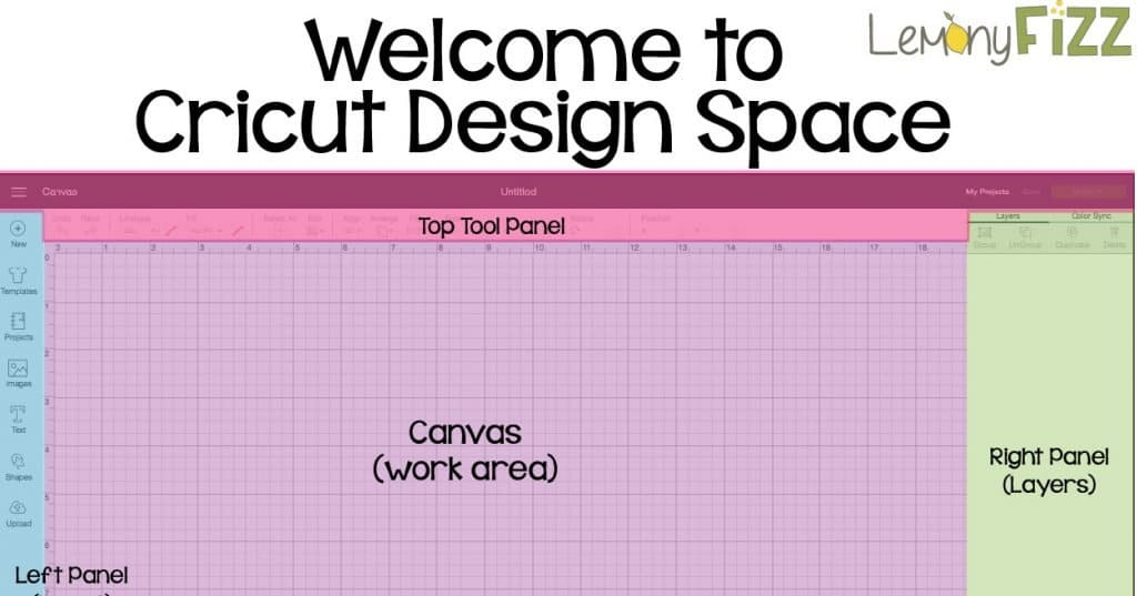 Learn to use Cricut Design Space with your cutting machines.