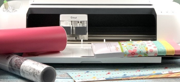 Cricut maker out of the box.