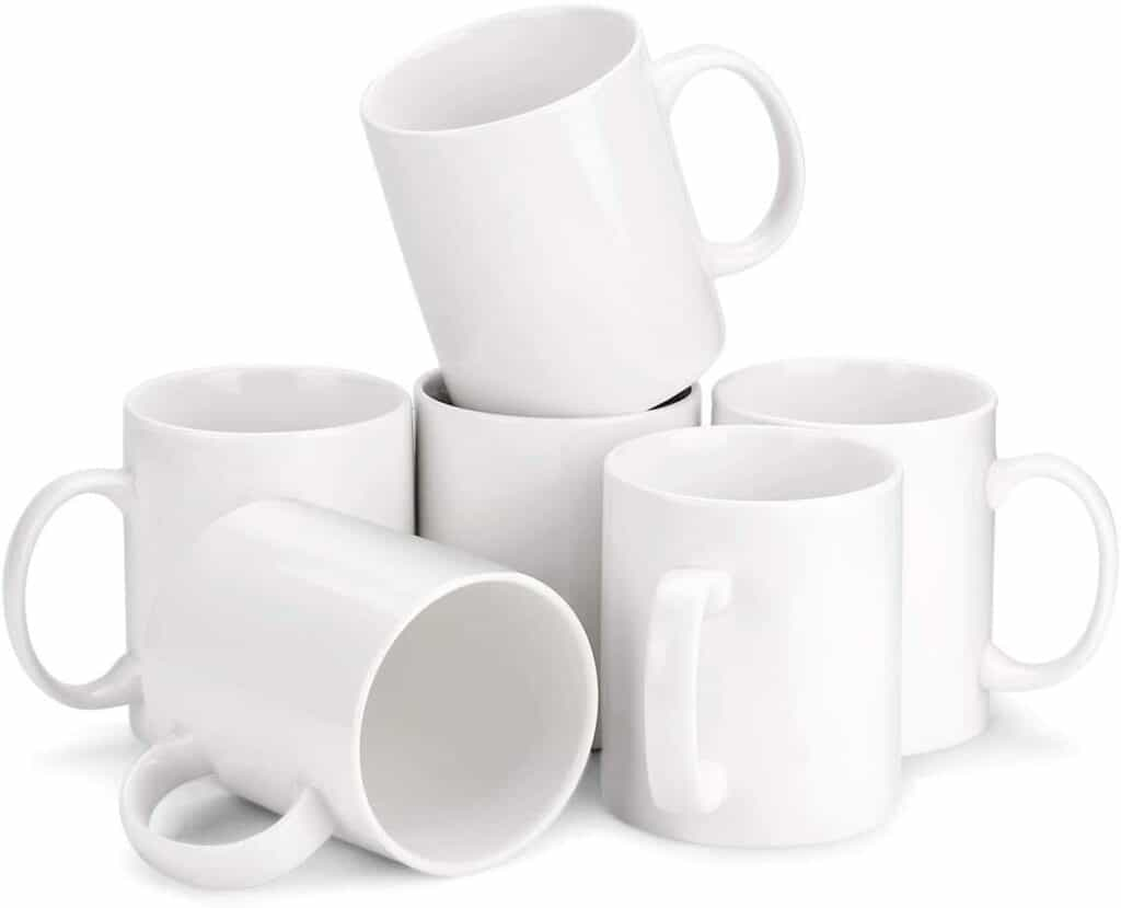 blank mugs for crafts