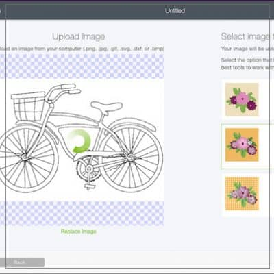 How to Upload Your Own Images to Design Space