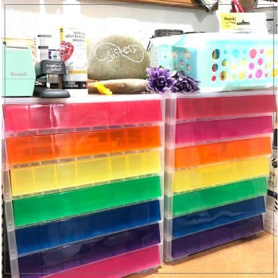 Craft Room Organization and Storage Ideas