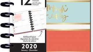 ME & MY BIG IDEAS PLNY-164 Happy Planner MOM, Modern