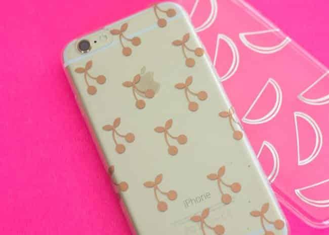 Cricut Phone Case | Personalize a phone case using your Cricut Explore