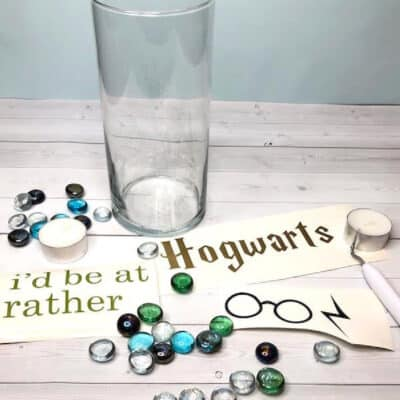 I'd Rather Be at Hogwarts Harry Potter SVG