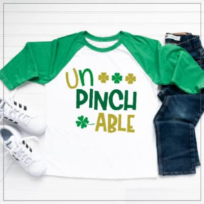 St. Patrick's Day Crafts with Free SVG Files