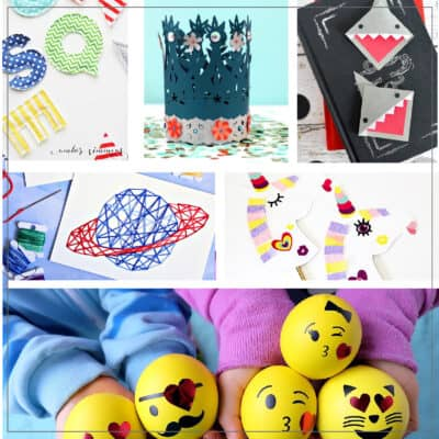 Check Out These Easy Cricut Crafts for Kids
