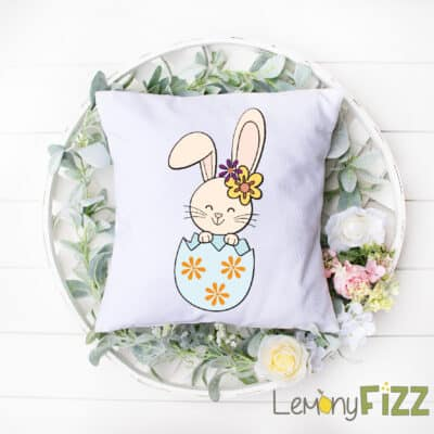 Easter Crafts with Free SVG Files