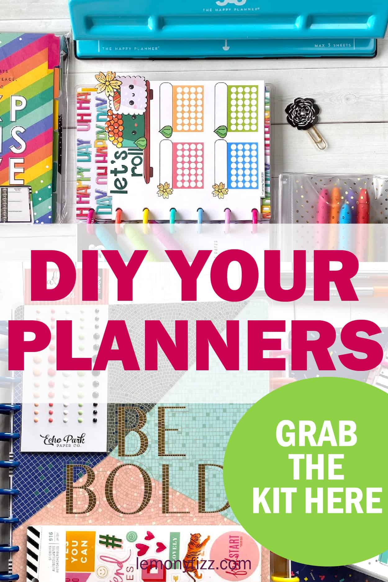 DIY planners