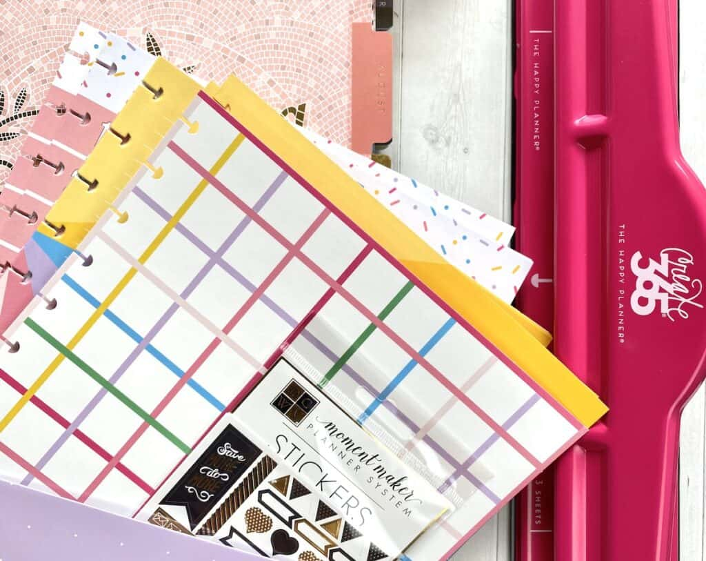 happy planners and planner printables for your daily planner