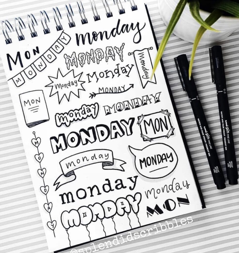 a1-Monday-headers-splendid-scribbles