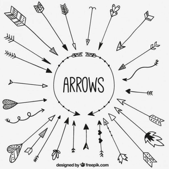 arrows-planinitasarla