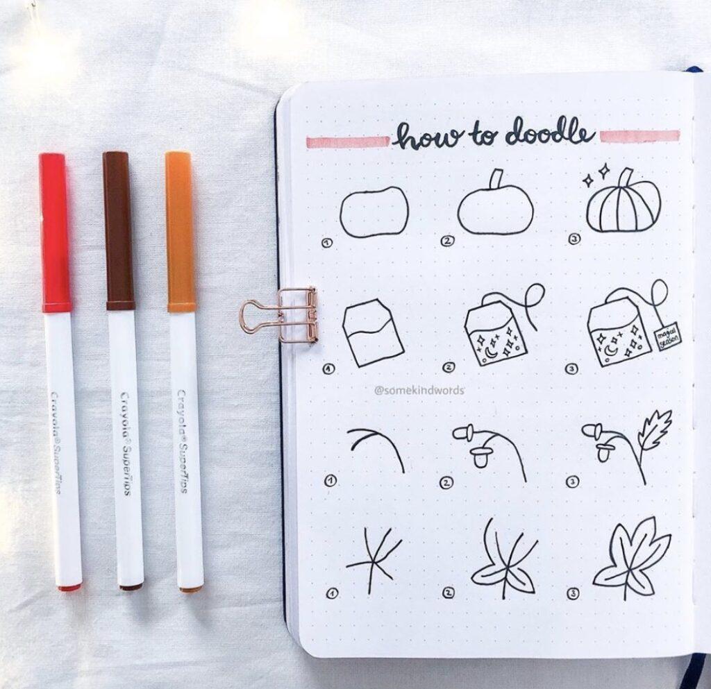 autumn-doodles-somekindwords