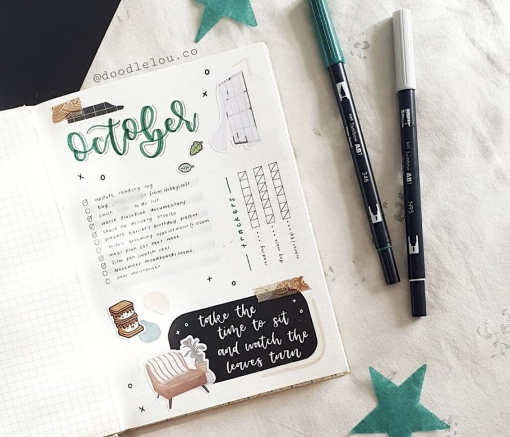 bullet-journal-to-do-list-doodlelouco