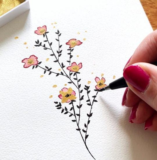 colorful-flower-inkplans