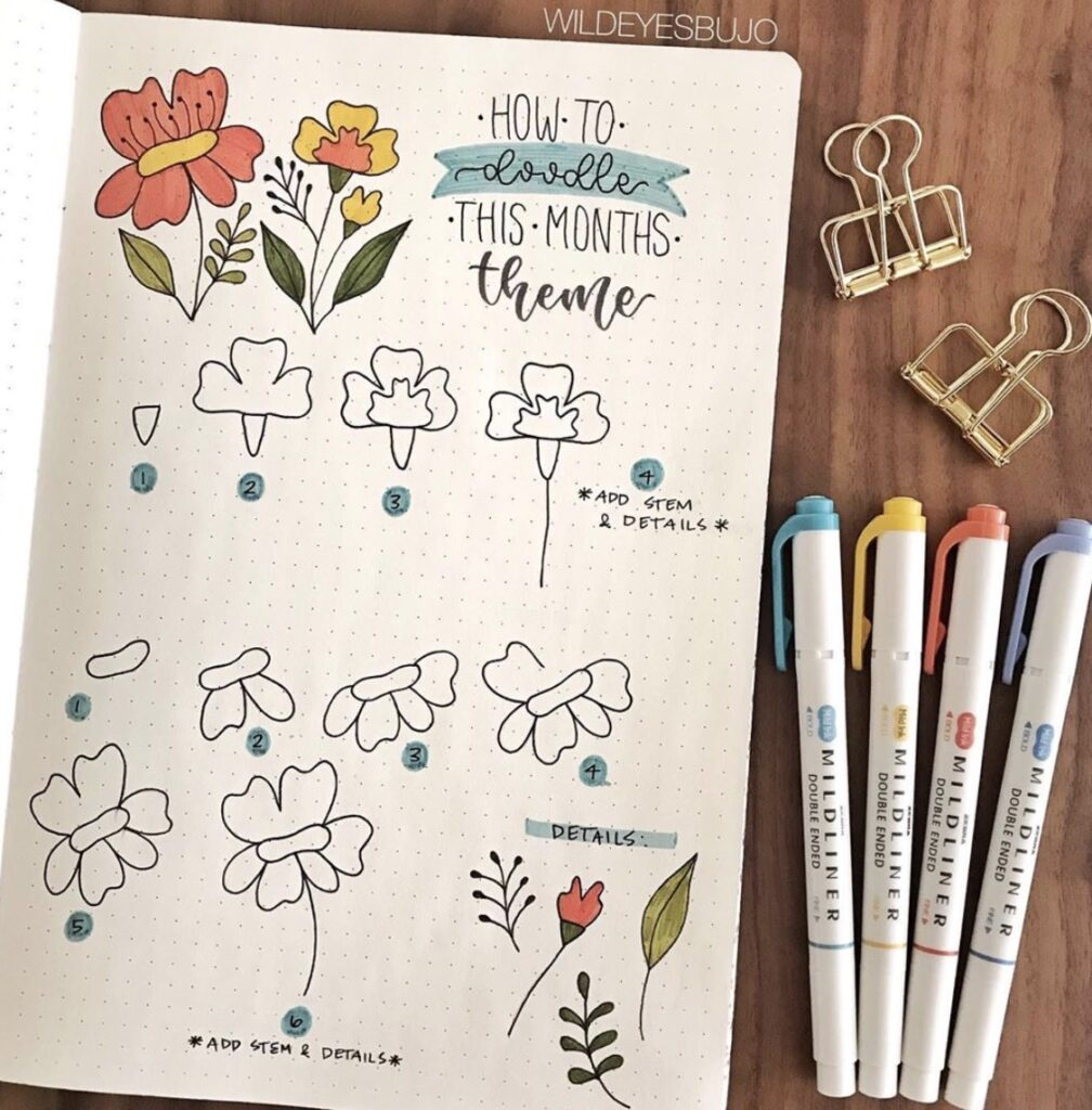 decorative-floral-wildeyesbujo