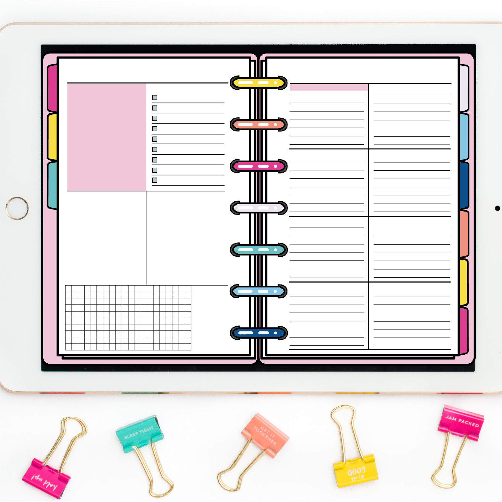 paper planner or digital planner pros and cons