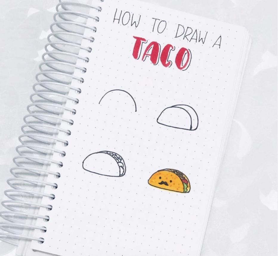 draw-a-taco-junefolio