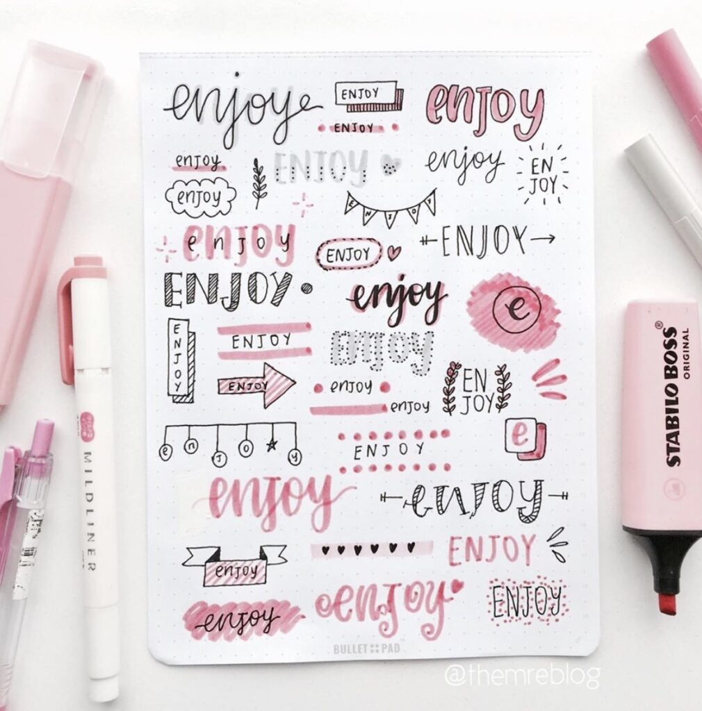 enjoy-them-re-blog-pastel-colors bullet journal headers