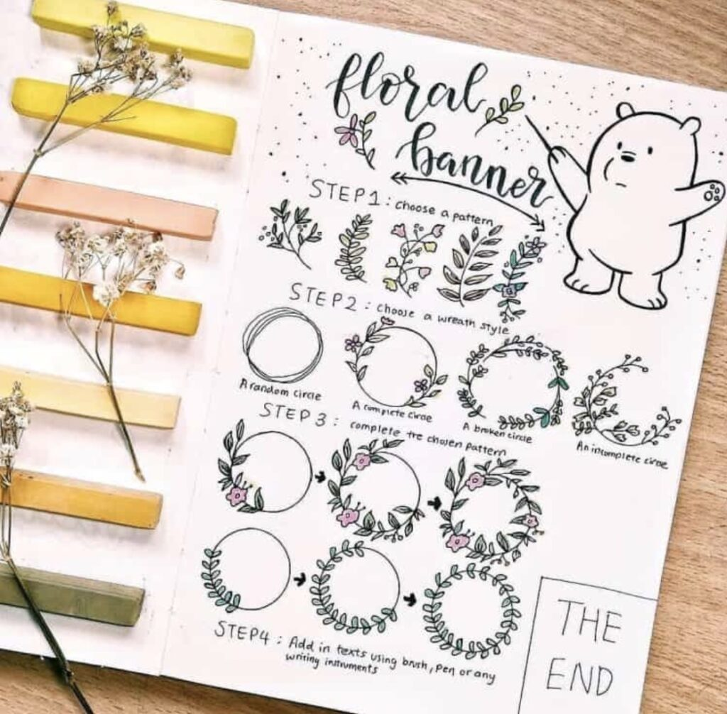 floral-banners-the-noteable-co