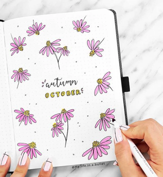 flower_doodle_page-mylifeinabullet