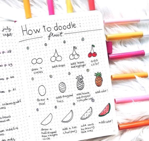 fruit-doodles-diemmybujo