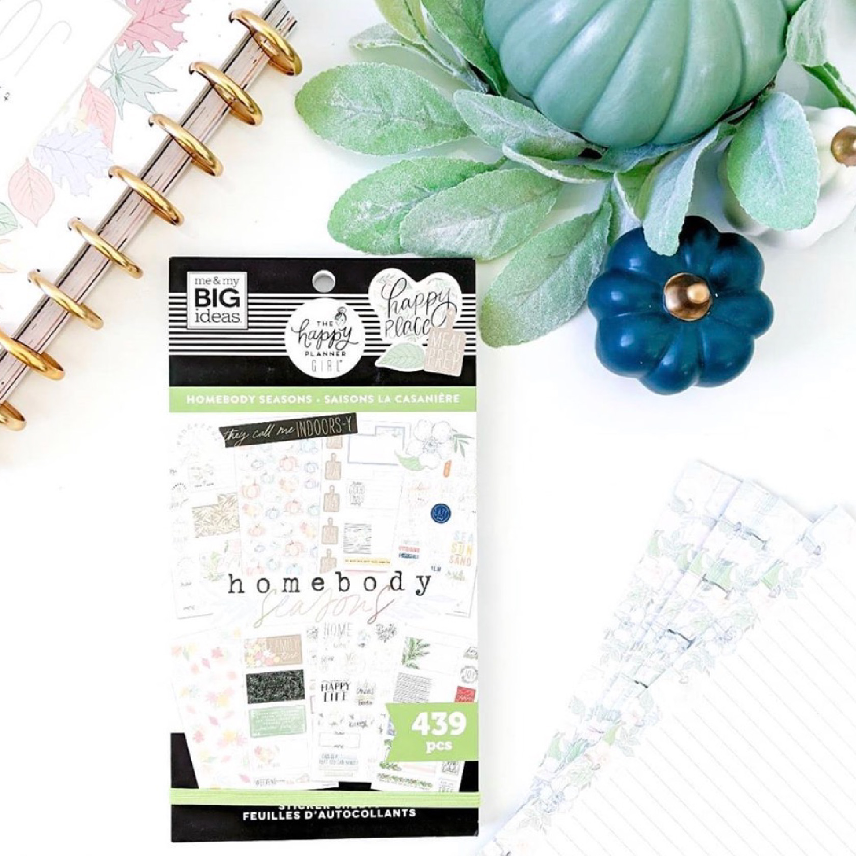 Happy Planner Stickers for your Classic Planner