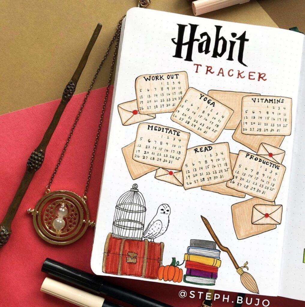 harry-potter-habit-tracker-steph-bujo