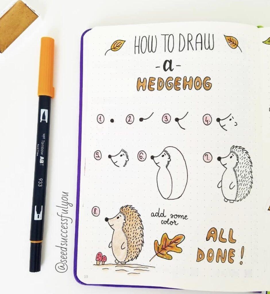 hedgehog-seed-successful-you