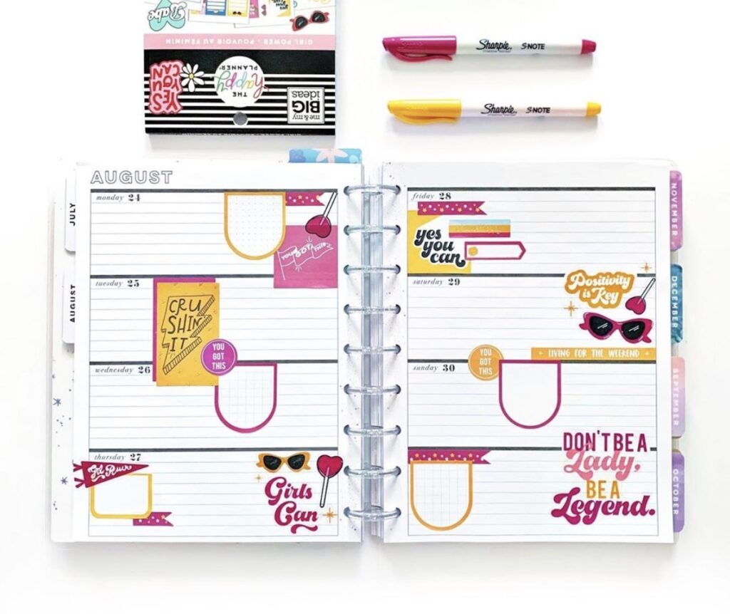 horizontal-planner-layout-marieehappyplanz