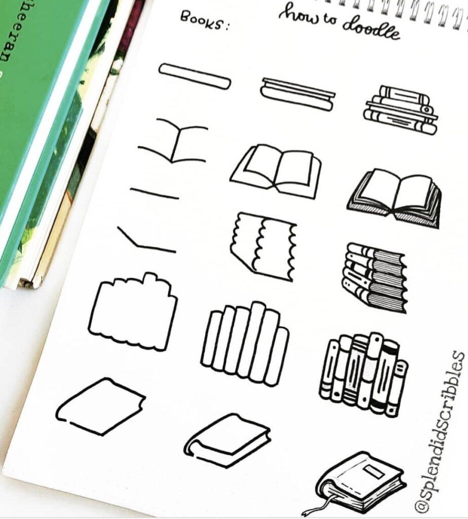 how-to-draw-books-splendidscribbles
