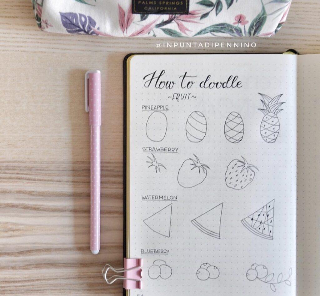 how-to-draw-fruit-inpuntadipennino