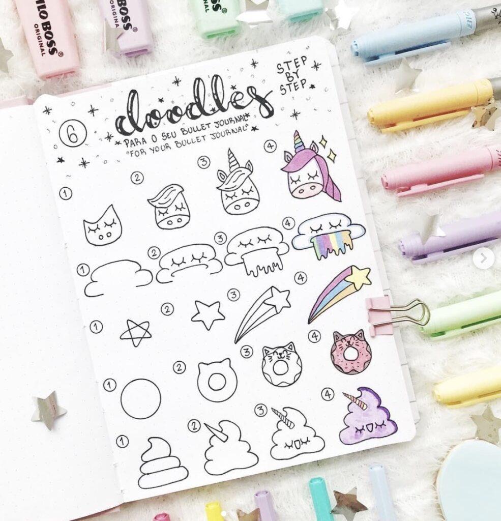 magical-doodles-lasirenailustra