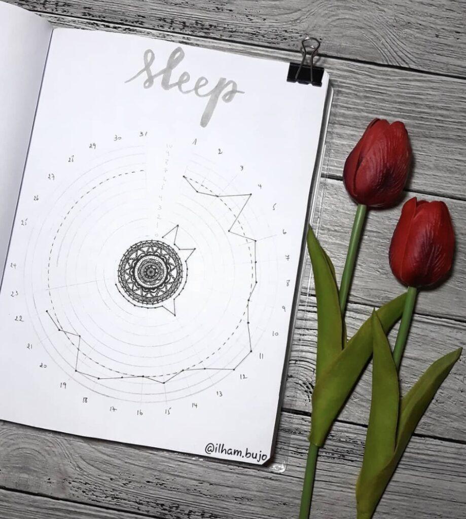 mandala-circle-sleep-tracker-ilhambujo