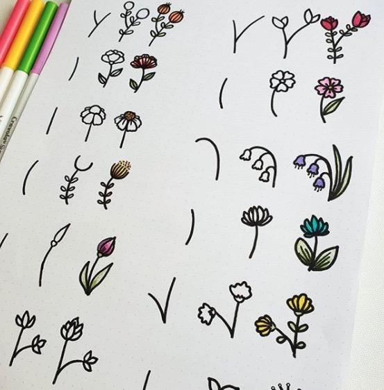 mini-flower-doodles-spledid-scribbles