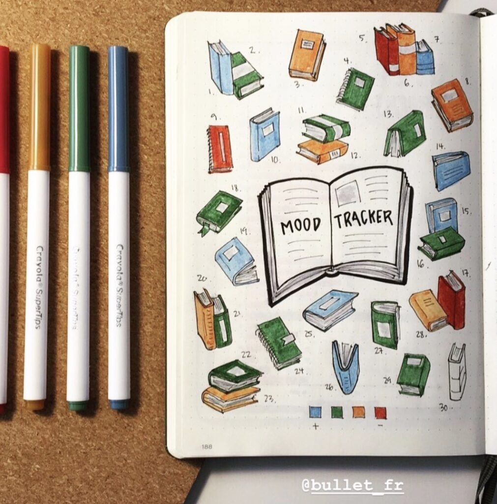 mood-tracker-with-books-bulletfr