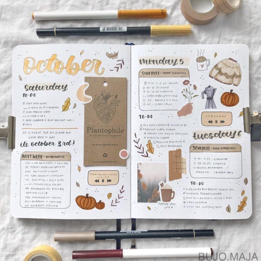 october-doodles-and-stickers-bujo-maja