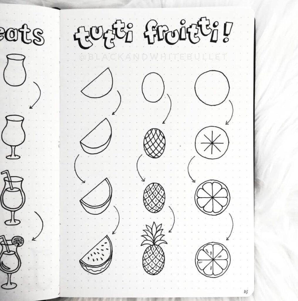 tuti-fruitti-blackandwhitebullet