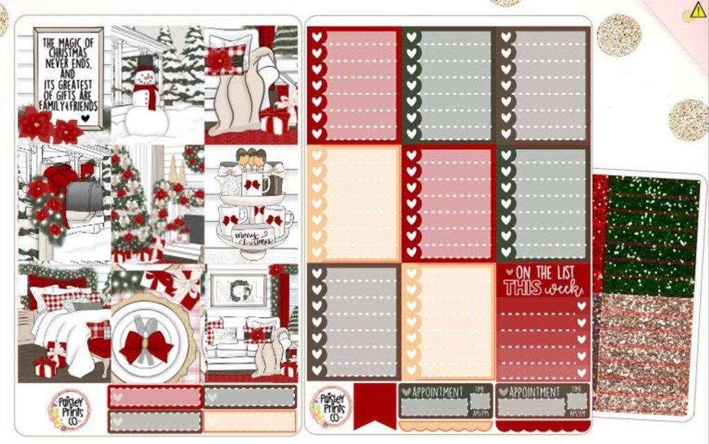 christmas-vertical-planner-stickers-plannerpaisley