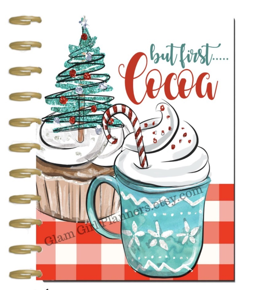 cocoa-christmas-planner-cover-glam-girl-planners