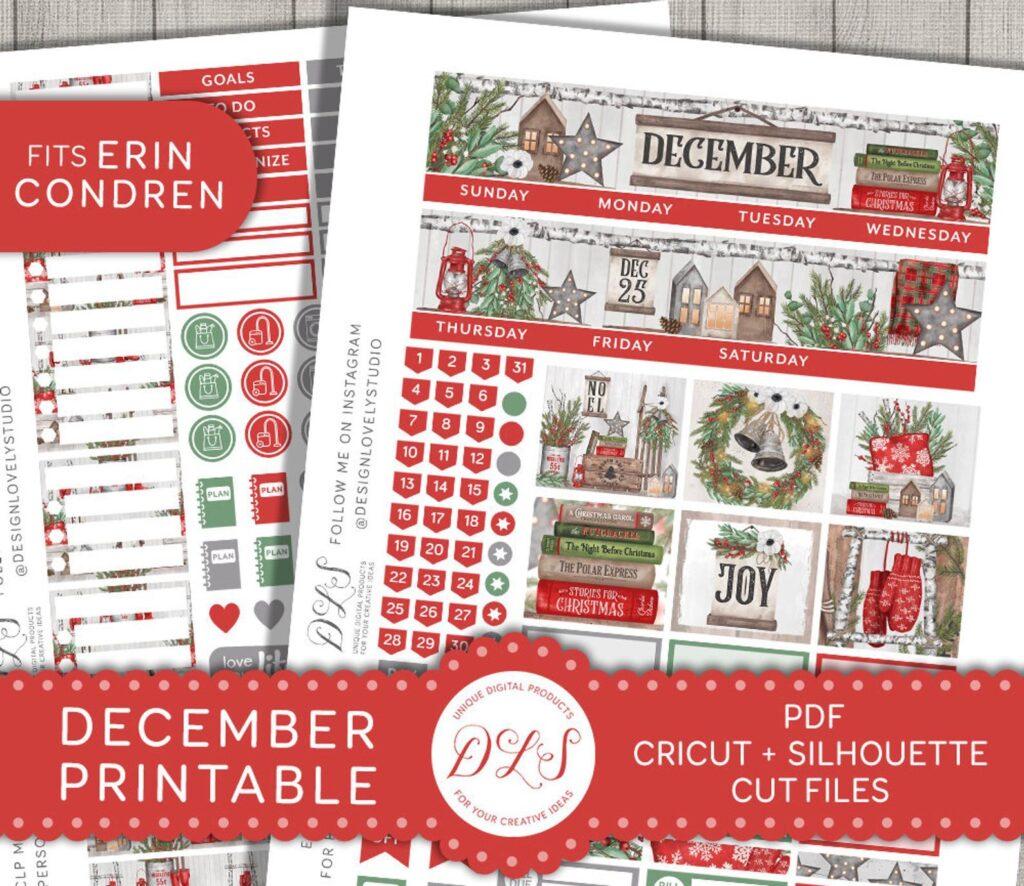 december-monthly-kit-printable-stickers-designlovelystudio
