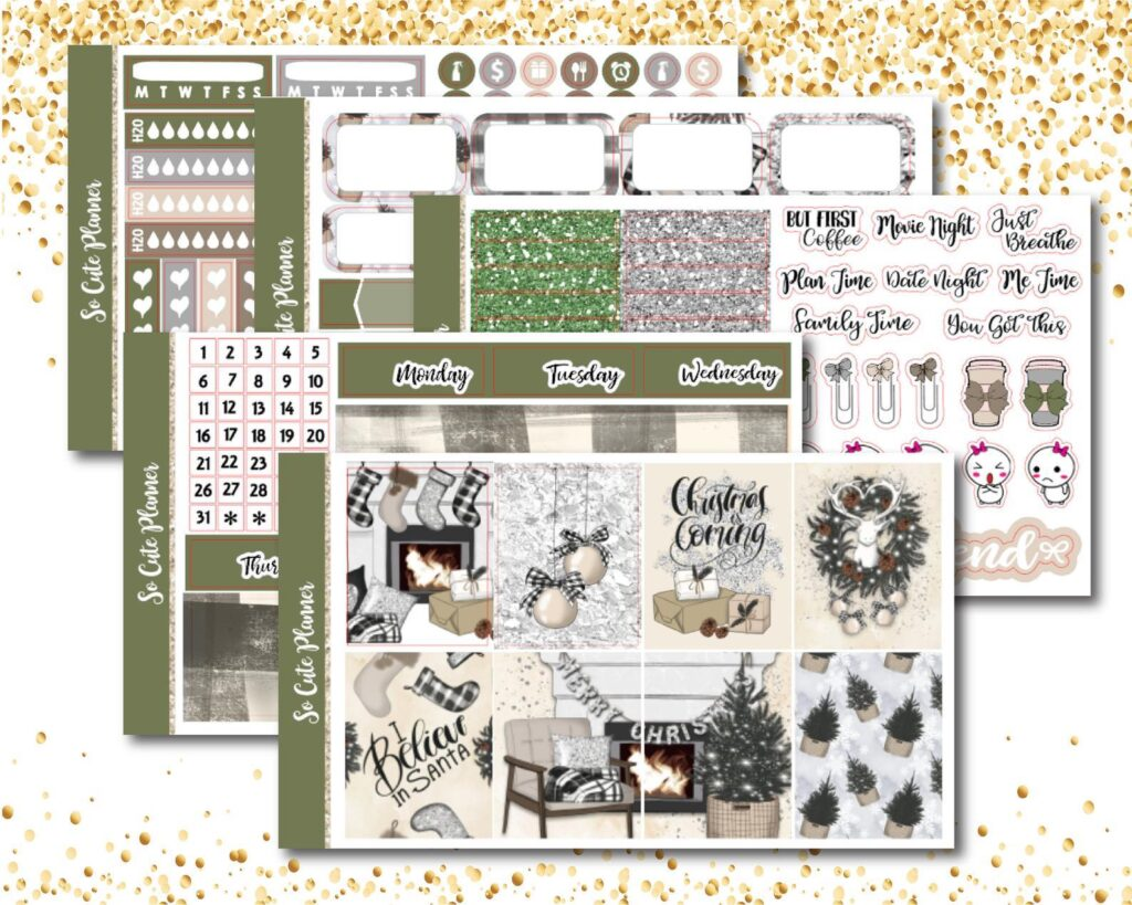 farmhouse-weekly-kit-christmas-stickers-socuteplanner