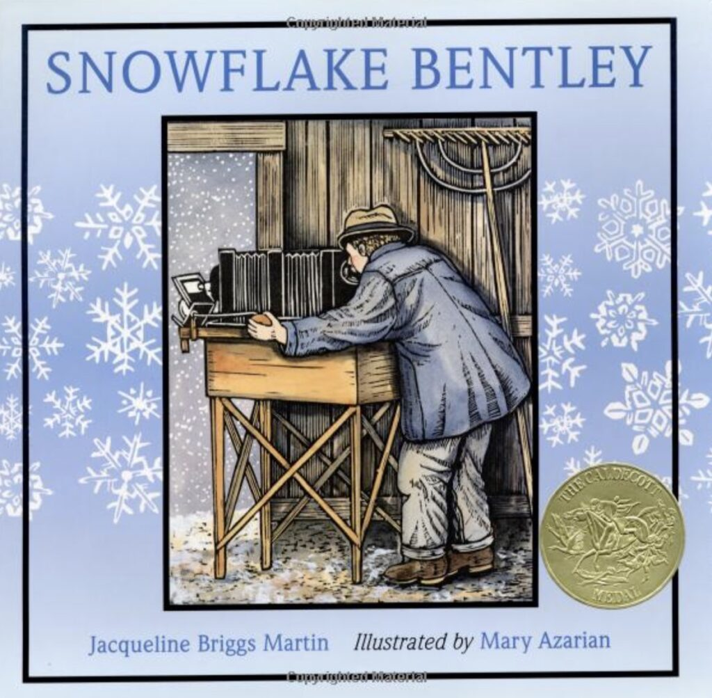 snowflake bently, a book about snowflakes