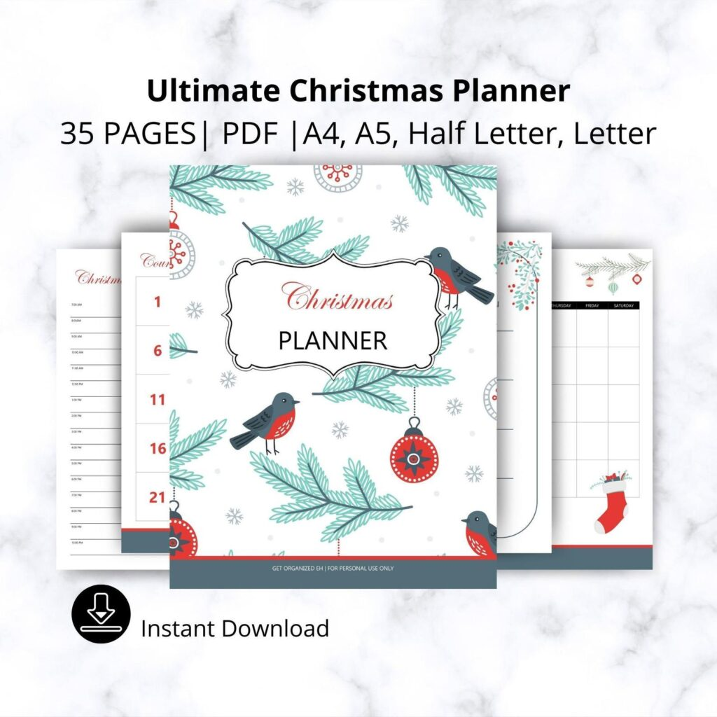 ultimate-christmas-planner-GetOrganizedEh