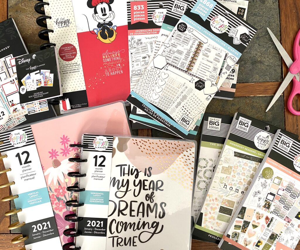 how to use multiple planners at once