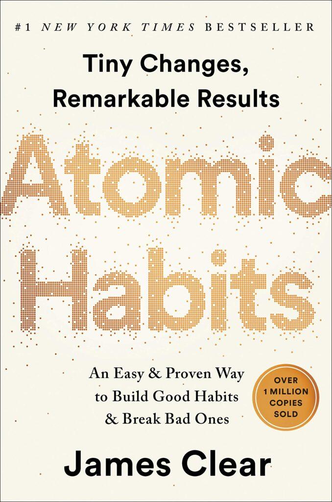 atomic habits for setting and accomplishing goals